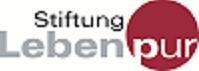 Logo der Stiftung Leben pur